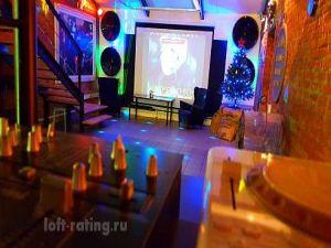 Лофт для вечеринки в Москве