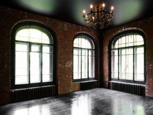 Бахрушин Loft Тёмный зал