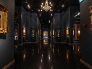 Зал для выставки и меропр...