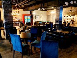 Клуб Пиполс -  Loft кафе