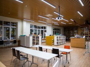 Библиотека Новая школа