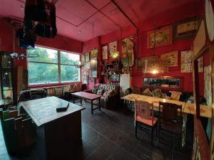 Музей Чизкейка с кофейней...