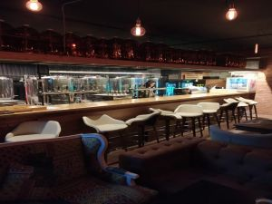Ресторан с пивоварней