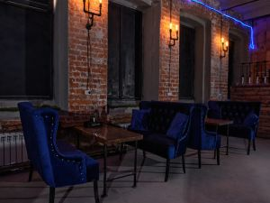 Conductor Lounge Bar