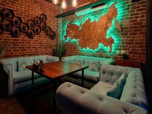 Мята lounge Гараж