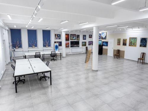 Зал Визуальных искусств